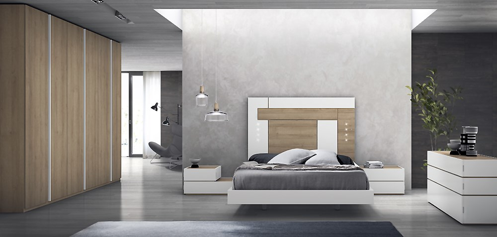 Ambientes de dormitorios modernos for Dormitorios modernos precios