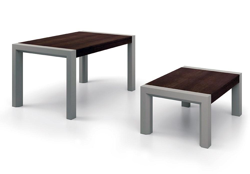 Mesa de comedor y mesa de centro estilo moderno - Centros para mesa de comedor ...