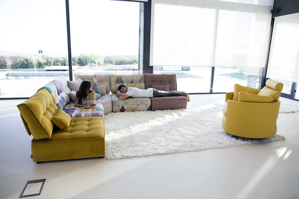 Comprar sof s en madrid for Sofas modulares