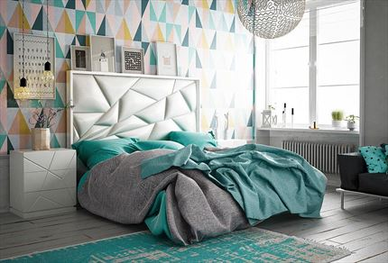 Dormitorio Avanty de Franco Furniture en Madrid